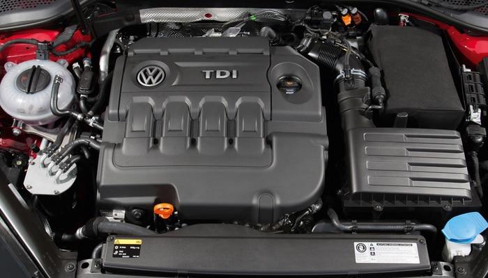 carburador en el motor
