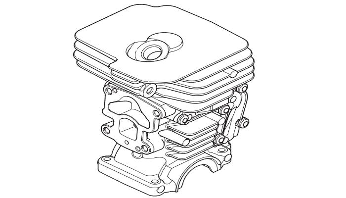 piston motores