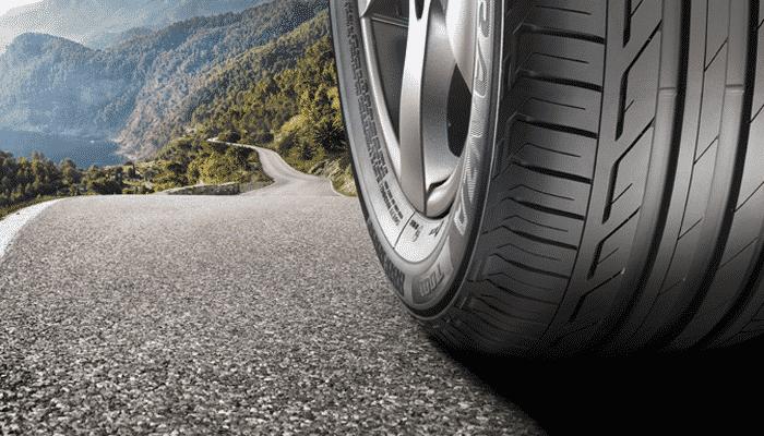 frenos de tambor en la carretera