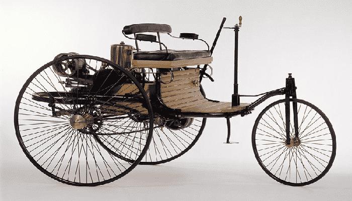 historia de los carros