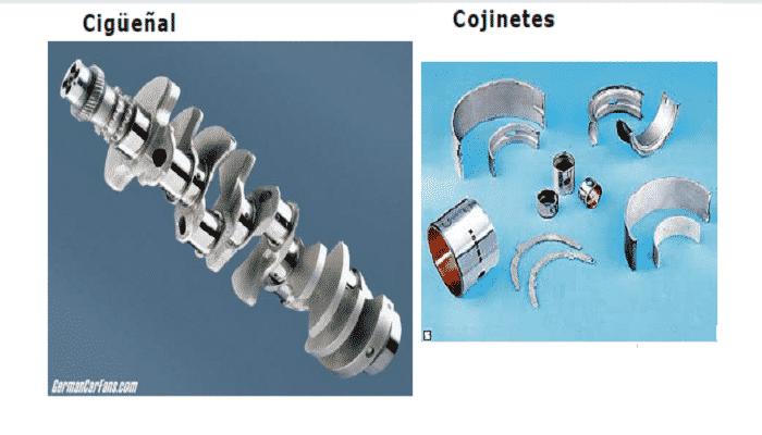 partes de los motores