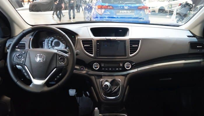 Fallas del Honda CR-V