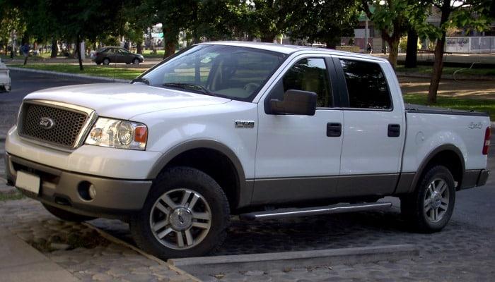 sensor de posición del pedal del acelerador de la Ford F150