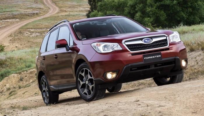 cambiar el sensor de oxígeno de un Subaru Forester
