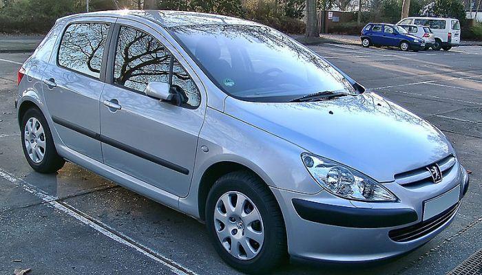 Filtro De Partículas Bloqueado En Un Peugeot 307
