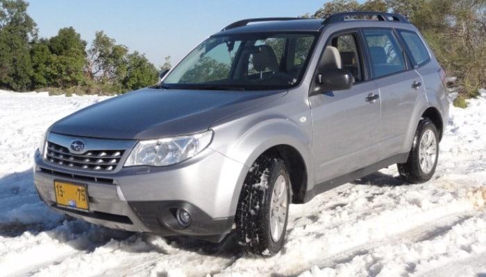 Información Sobre El Sensor De Detonación Del Subaru Forester