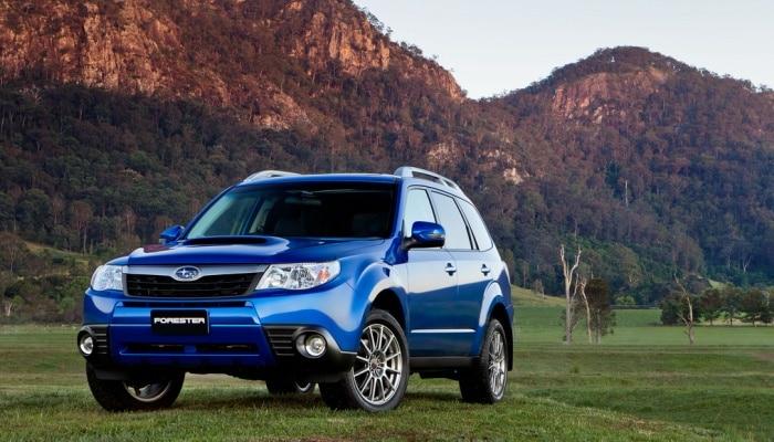 Quitar La Caja De Cambios Del Subaru Forester