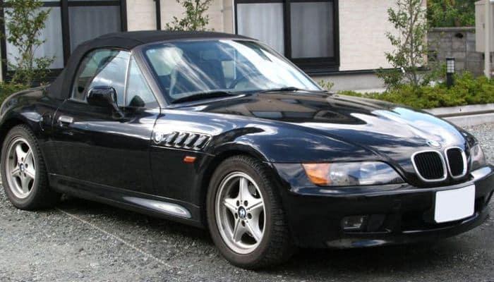 Reiniciar Un BMW Z3