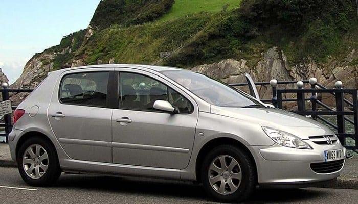 cmplicaciones con el Peugeot 307