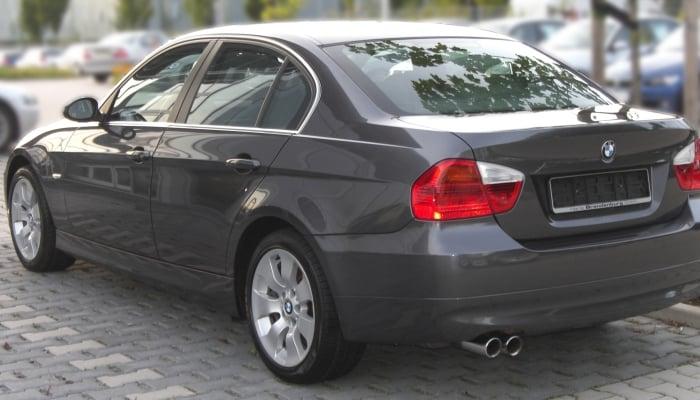 Fallas Comunes Del BMW 325i