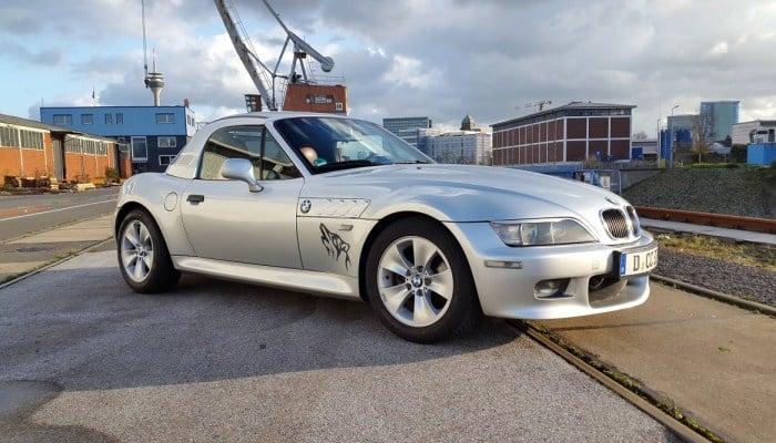 Reemplazar Una Ventana Convertible BMW Z3