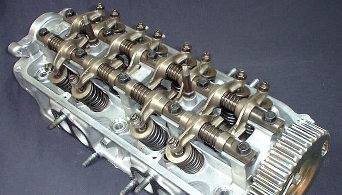 Culata del motor