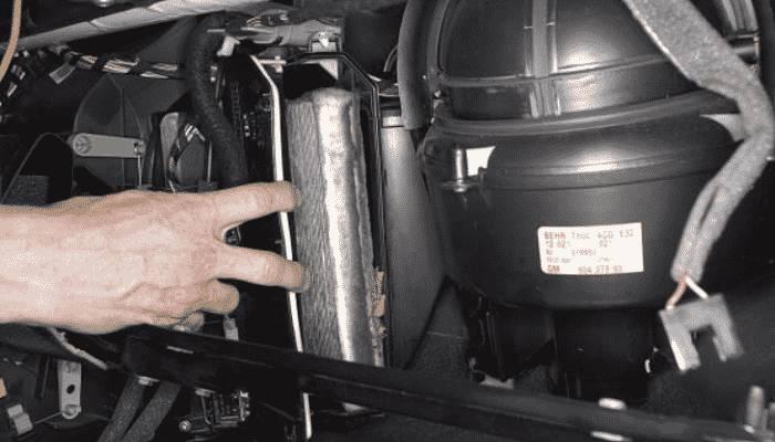 Tipos de evaporadores automotrices