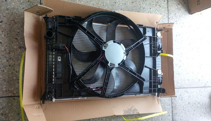 Ventilador de refrigeración del radiador
