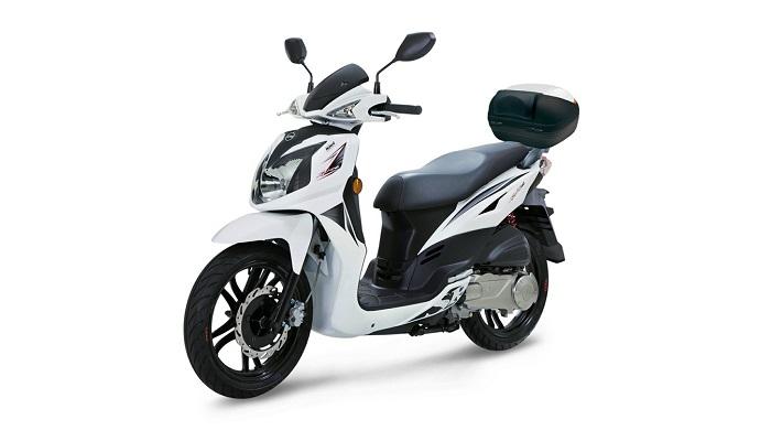 Tipos de Motos de 125 cc.