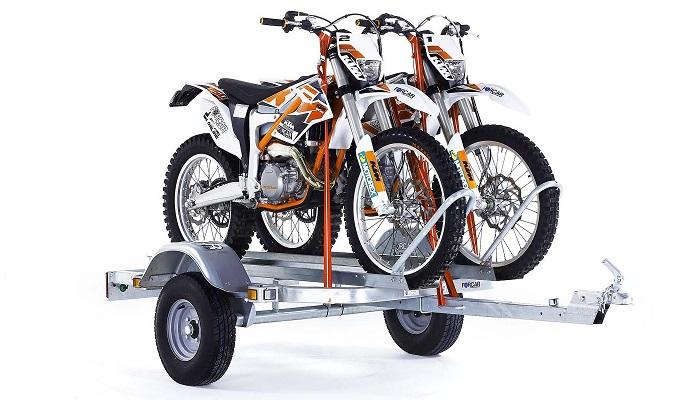 Tipos de Remolques para Motos.