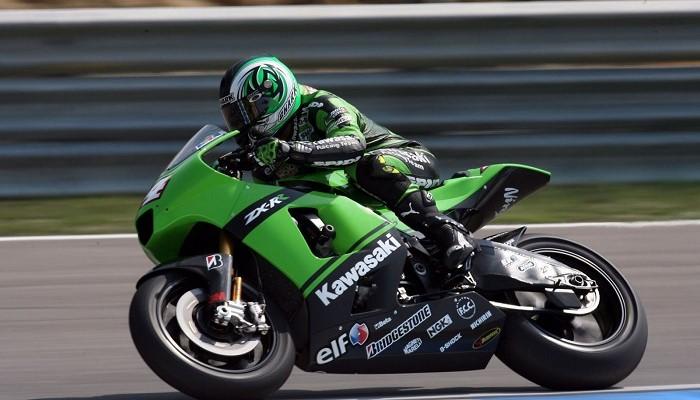 Motos Kawasaki.